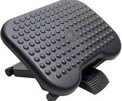 Comment utiliser un Repose-pied ?